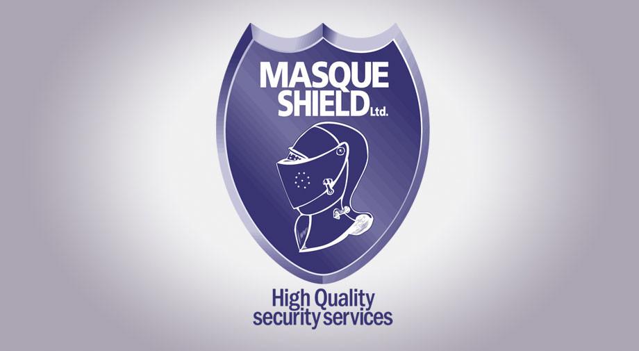 לוגו לחברת אבטחה למוסדות בבריטניה