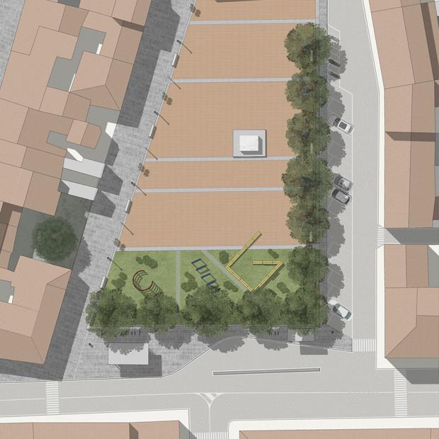 progetto piazza