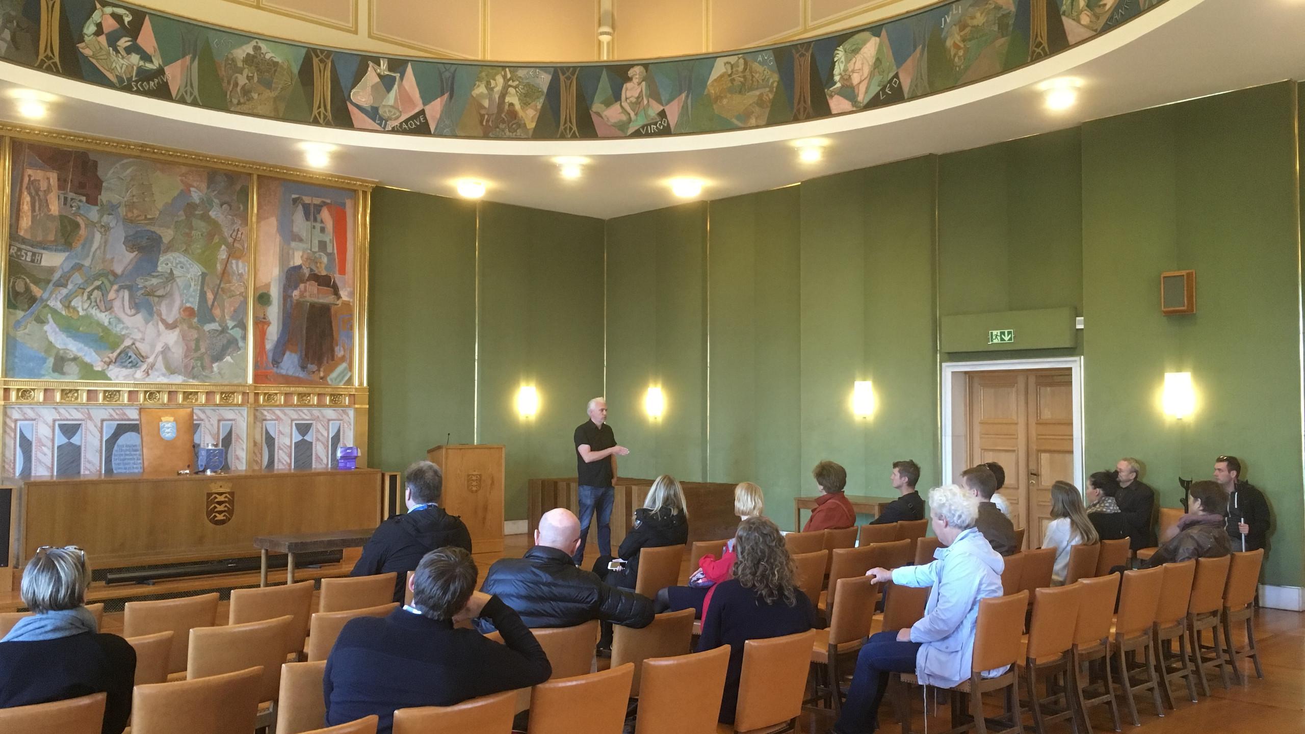 Rådhuset i Haugesund