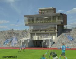 Mediabygg-Sandnes idrettspark