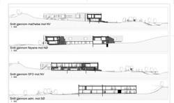 777 Figgjo skole- Sheet - A21 - Situasjonssnitt
