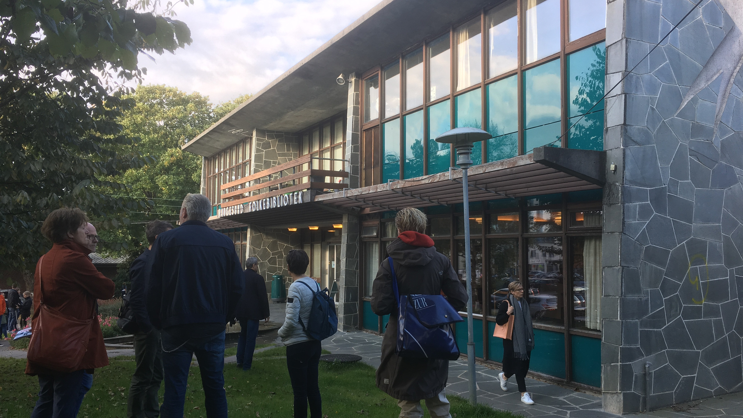 Folkebiblioteket i Haugesund