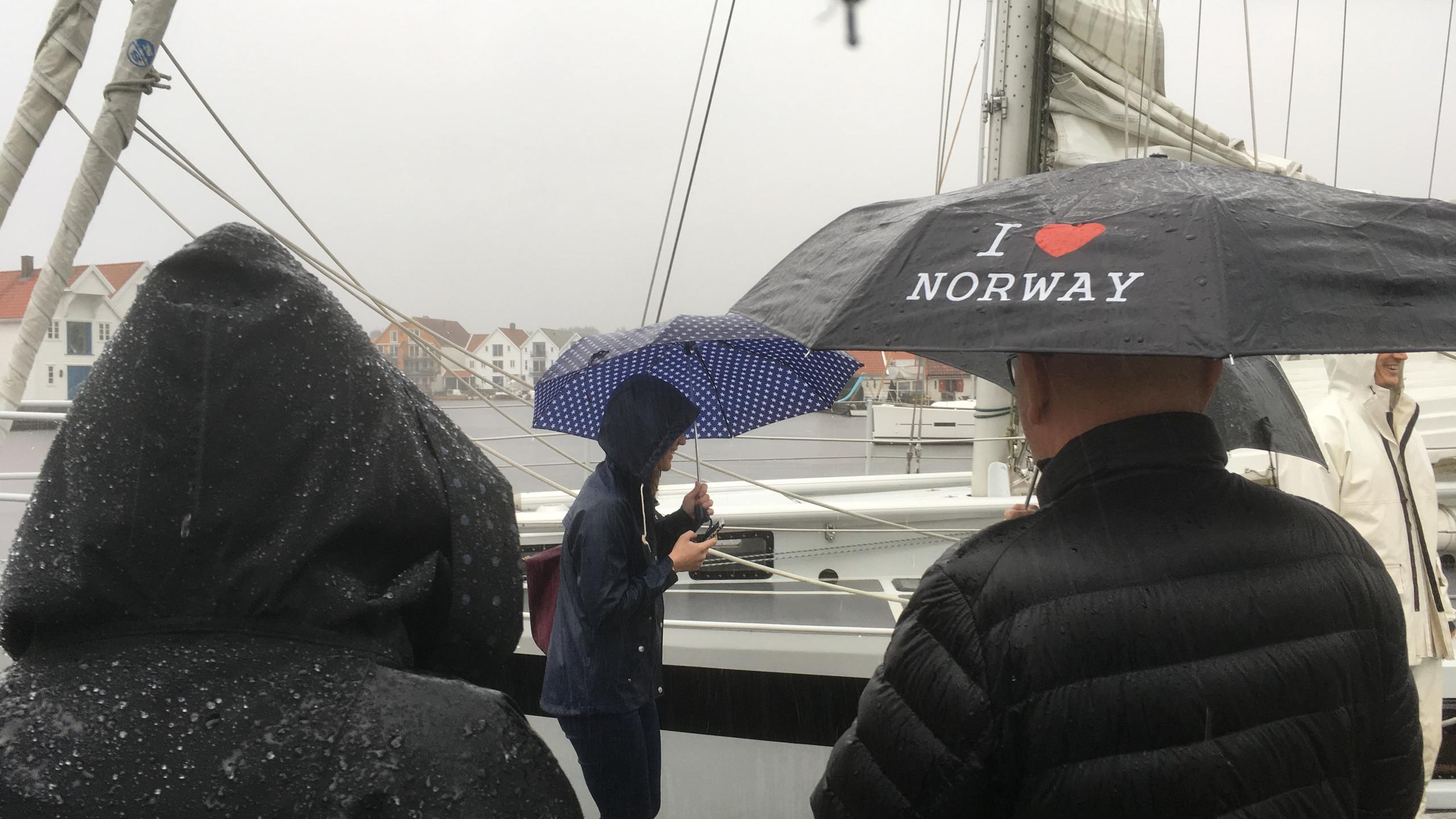 norsk vær