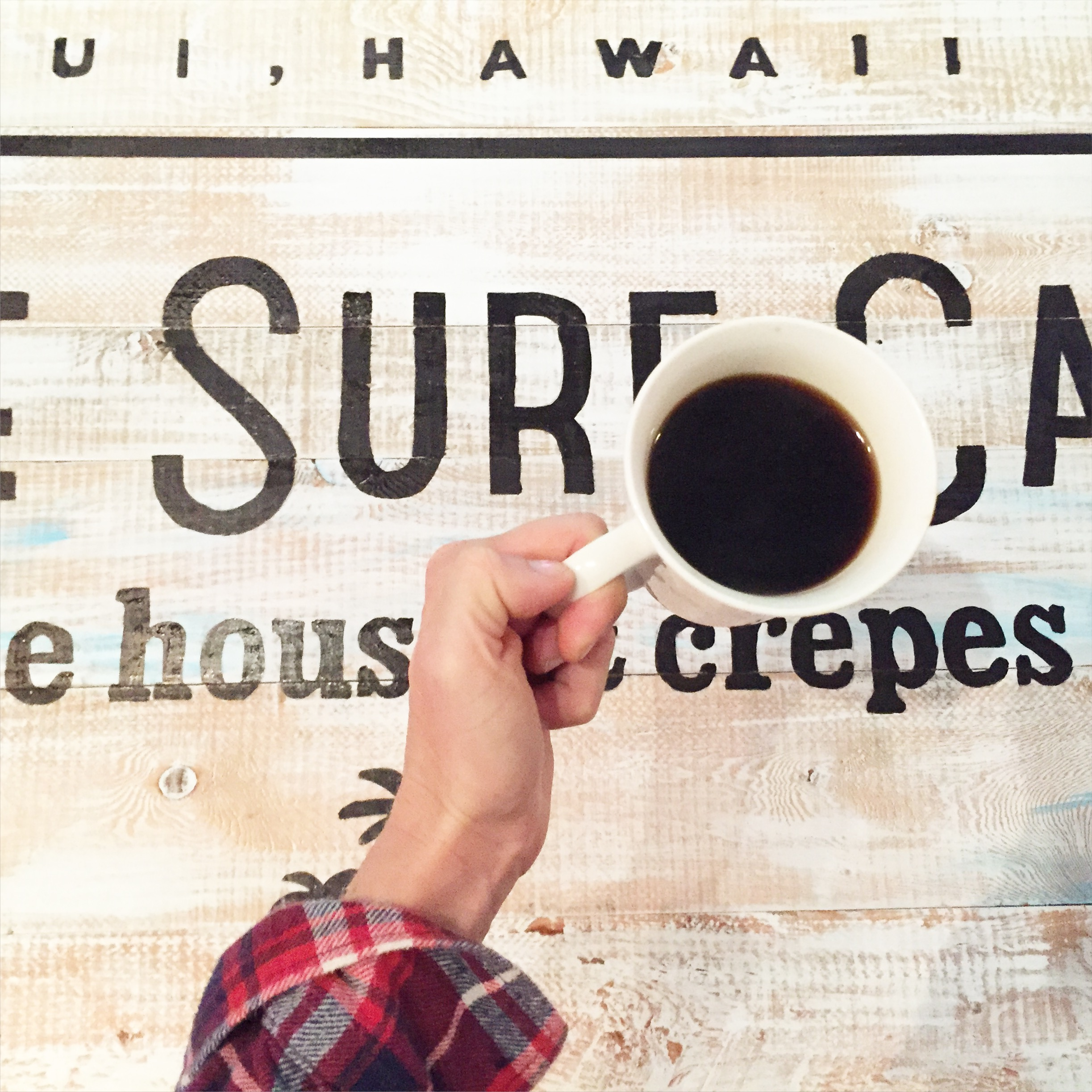 Best Coffee Shops in Maui Hawaii | bellesurfcafe.com