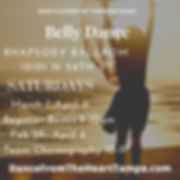 New Belly Dance Classes w_ Theresa Raqs.