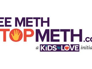 SEE METH STOP METH TIP LINE LEADS LAW ENFORCEMENT TO METH LAB