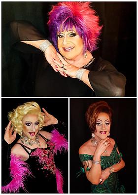 Lady Vegas, Andy Maine, Vanessa Balanciaga
