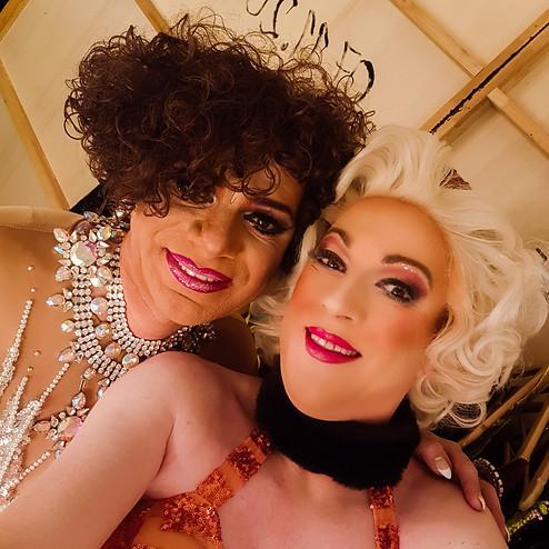 Lady Vegas und Antonella Rossi