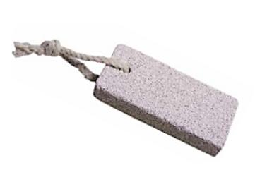 Pedra Pomus Retangular com Asa
