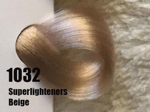 Coloração em Creme  Extremo, Cor Super Aclarante Bege 1032, 100ml