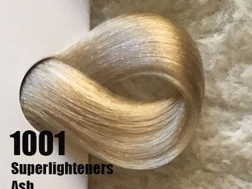 Coloração em Creme Extremo, Cor Super Clareador Cinza 1001, 100ml