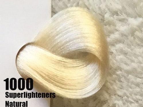 Coloração em Creme Extremo, Cor Super Clareador Natural 1000, 100ml