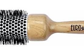 Escova Brushing Térmico/Cerâmico Madeira, 44mm