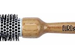 Escova Brushing Térmico/Cerâmico Madeira,  33mm