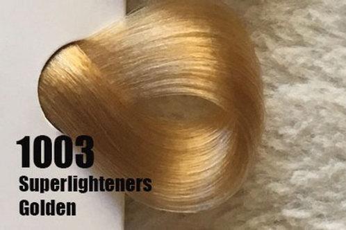 Coloração em Creme Extremo, Cor Super Aclarante Dourado 1003, 100ml