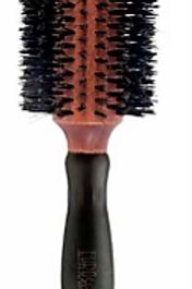 Escova Brushing, Pelo de Javali, Cabo Plástico, 30mm