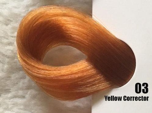 Coloração em Creme EXTREMO, Cor Amarelo 03, 100ml
