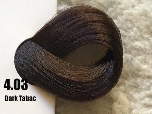 Coloração em Creme Extremo, Cor Tabaco Escuro 4.03, 100ml