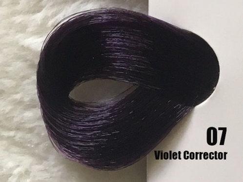 Coloração em Creme EXTREMO, Cor Violeta 07, 100ml