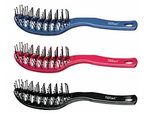 Escova para Escovar Curva, Várias Cores