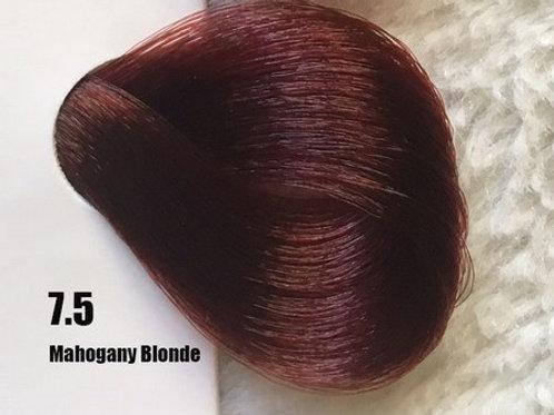 Coloração em Creme Extremo, Cor Louro Mogno 7.5, 100ml