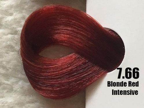 Coloração em Creme EXTREMO, Cor Louro Vermelho Intenso 7.66, 100ml