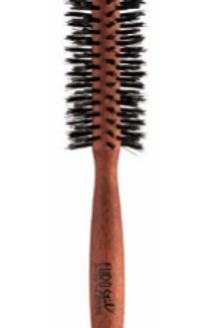 Escova para Brushing em Madeira, Cerda, 15mm