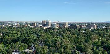 Boise ID Downtown