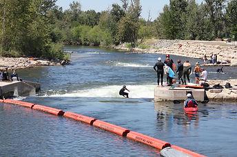 Boise River Surf Wave Park
