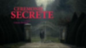 Pages de Ceremonie secrete - presentatio