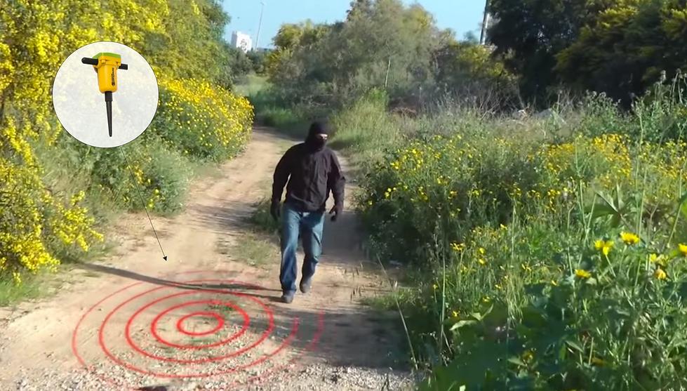 Ôguen - Mina eletrônica Tecnologias israelenses inovadoras