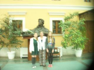 С днём рождения, уважаемый Александр Сергеевич!