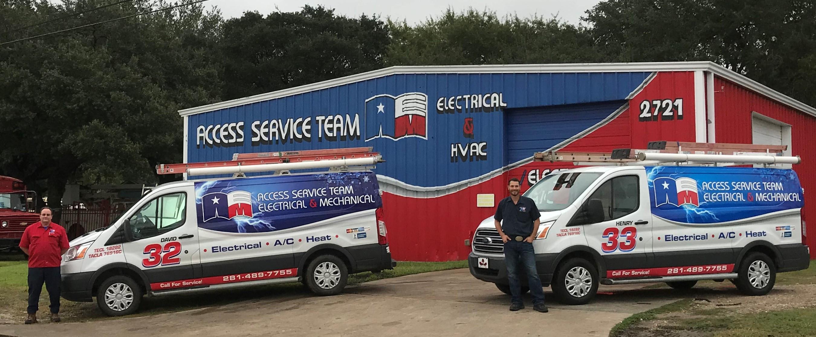 Electrician Regular Service