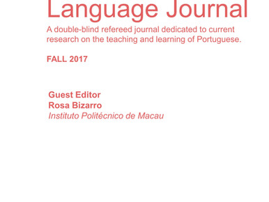 Portuguese Language Journal #11: A double-blind refereed journal dedicated to current research on th