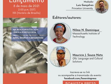 "Book Launch: ""Microgeopolítica da língua portuguesa: ações, desafios e perspectivas"""