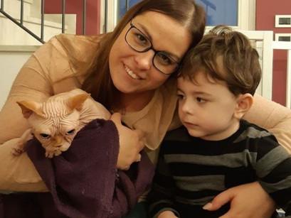 LAURA BOCCHI, RESPONSABILE U.T.A (Ufficio Tutela Animali) - 2° parte