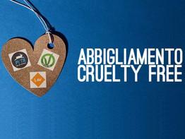 ABBIGLIAMENTO CRUELTY-FREE