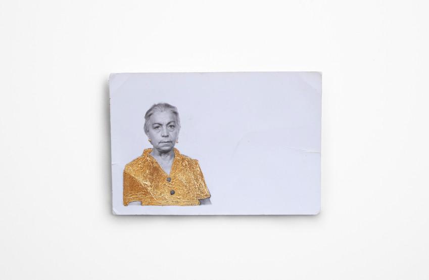 #45 dalla serie Ravennati (The neapolitan project), 6,2 x 8,4 cm, 2019