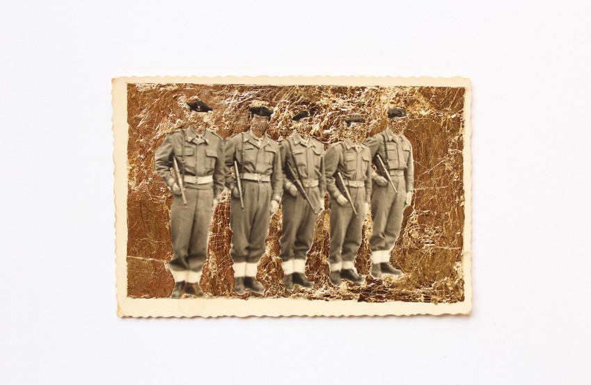 #3 (The war project) dalla serie Ravennati, 10,2 x 6,8 cm, 2017