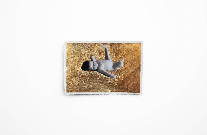 #56 (The neapolitan project) dalla serie Ravennati, 9,2 x 6,2 cm, 2019