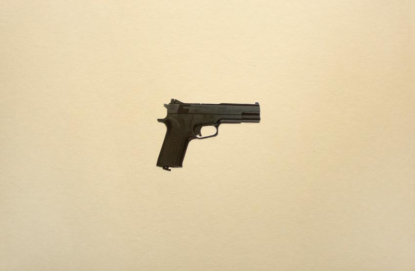 Boom boom papà / pistola