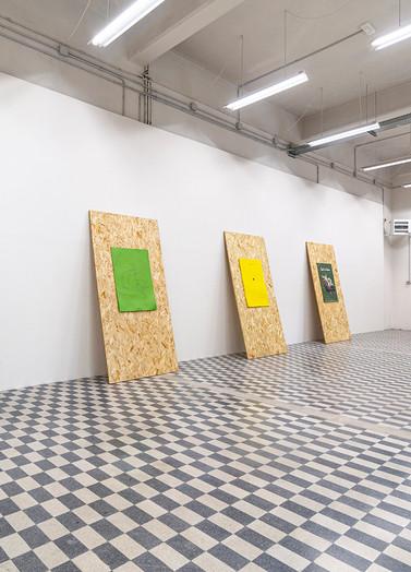 God is Green, Manifattura Tabacchi, 2019