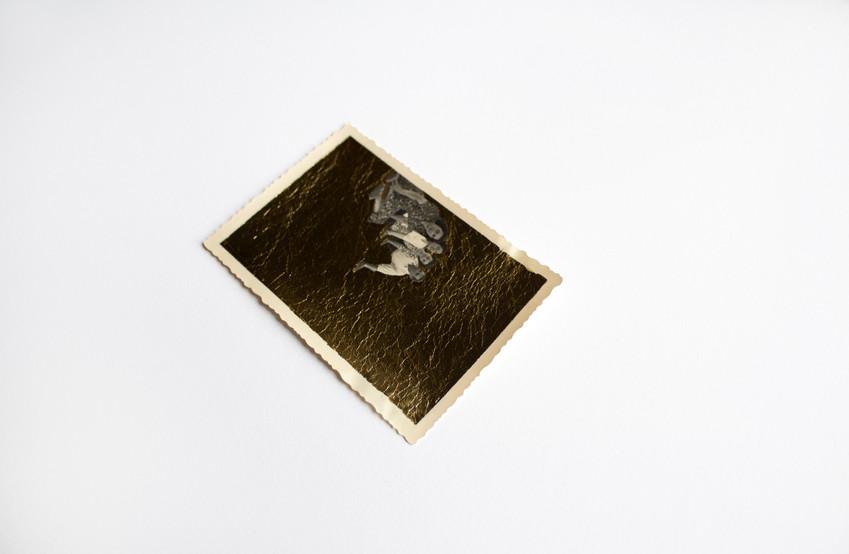 #79 dalla serie Ravennati (The florentine project), 2020, 6,2 x 9 cm