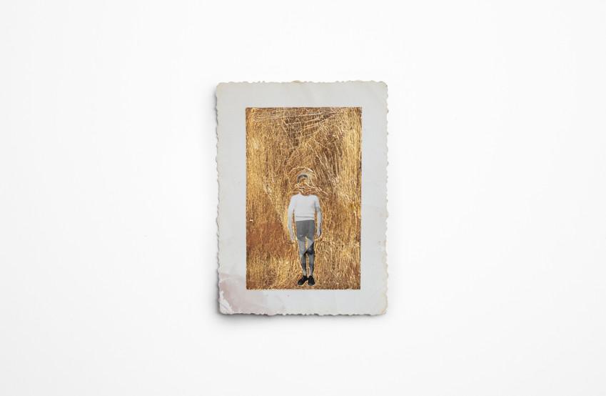 #62 dalla serie Ravennati (The neapolitan project), 15,8 x 8 cm, 2019