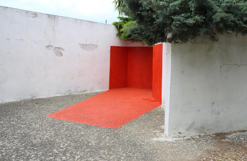 Quadrato rosso