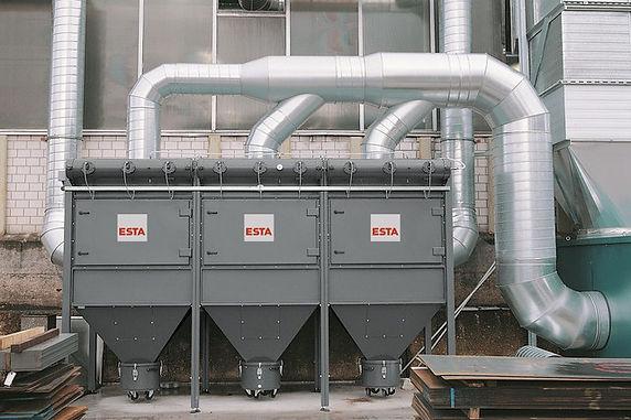 kaynak dumanı emiş sistemler