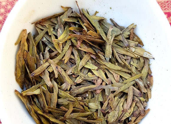 Premium Long Jing Dried Leaves