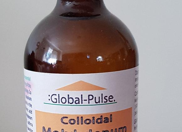 Colloidal Molybdenum Bottle Front View