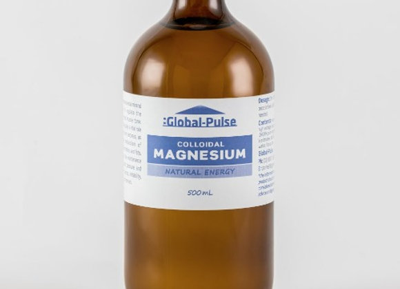 Global Pulse Colloidal Magnesium Bottle