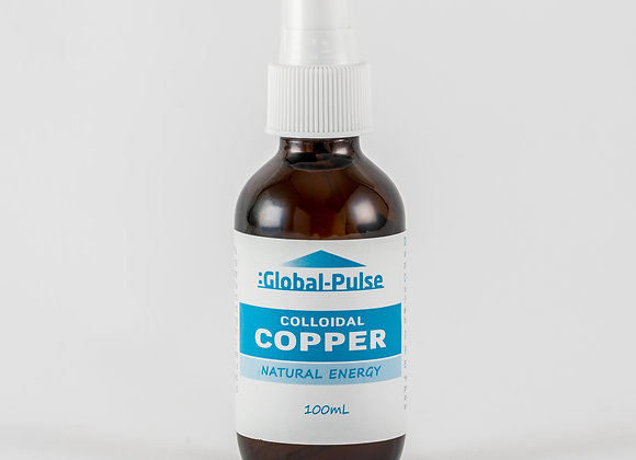 Global Pulse Copper Spray Front View